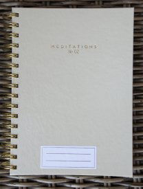 Journal beige