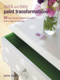 Quick and Easy Paint Transformations- Annies bok på engelska