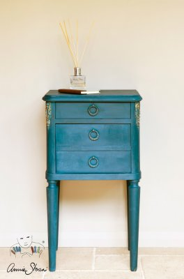 Aubusson Blue byrå