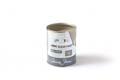 French Linen chalk paint burk